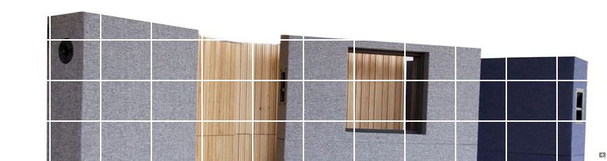 Mobile acoustic panels / Gobos